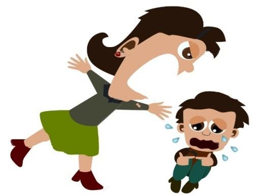 Image result for punishment of children clipart